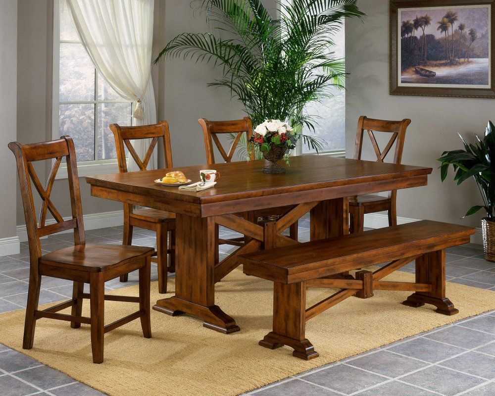 furniture dining room furniture table trestle base dining table