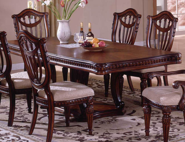 Dining Table Godrej Dining Table Price List : Fairmont Designs Estates II Dining Table Dining Table00 from choicediningtable.blogspot.in size 650 x 500 jpeg 109kB
