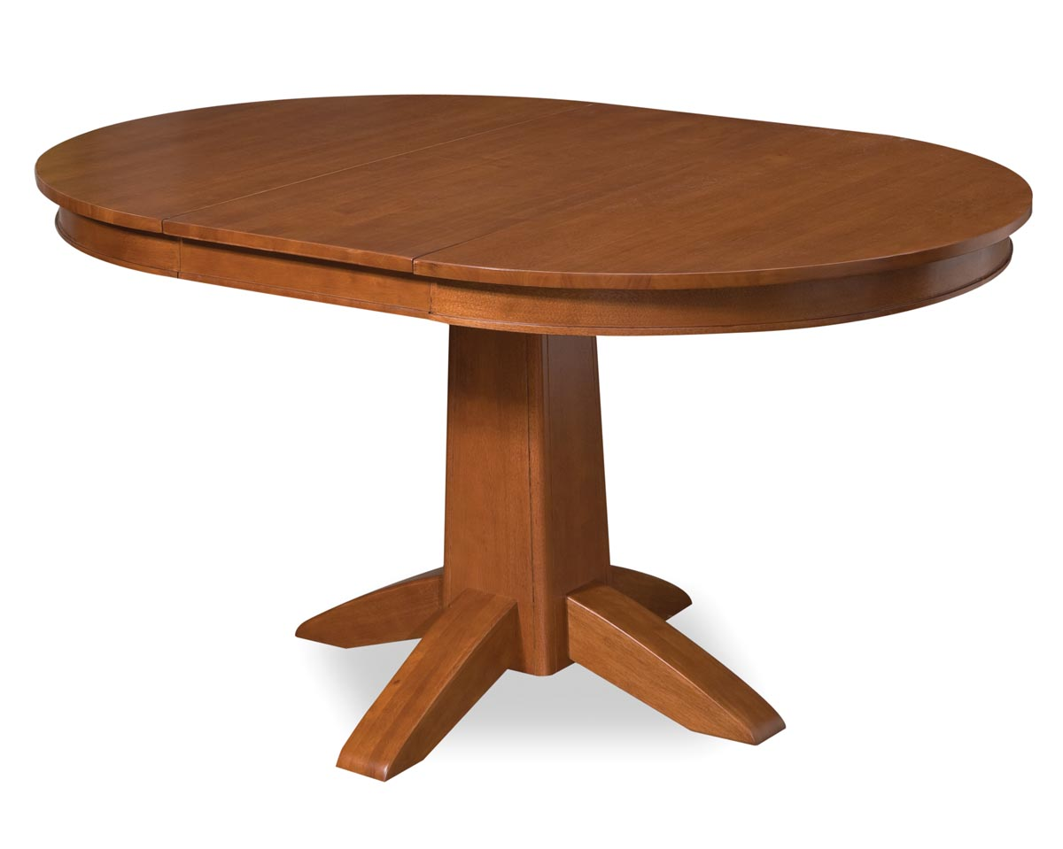 Furniture Dining Room Furniture Table Hardwood Mission Dining