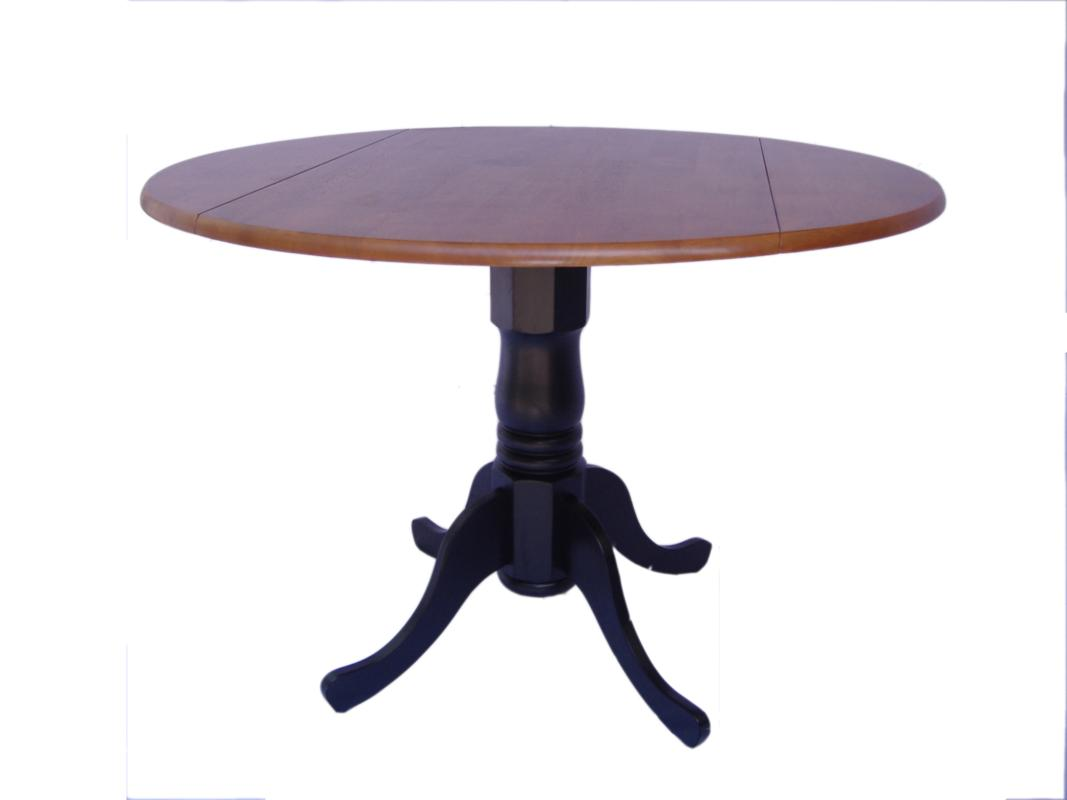 Furniture dining room furniture table 42 inches for Dining room tables 42 round
