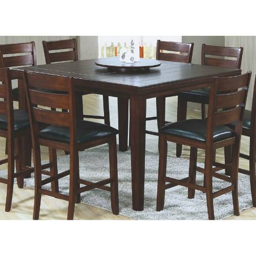 Furniture dining room furniture top dining table oak for Dining room table 54 x 54