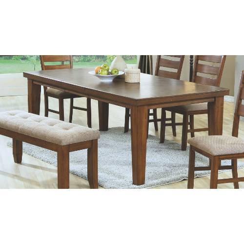 Furniture Dining Room Furniture Top Table Leaf Oak Veneer Top