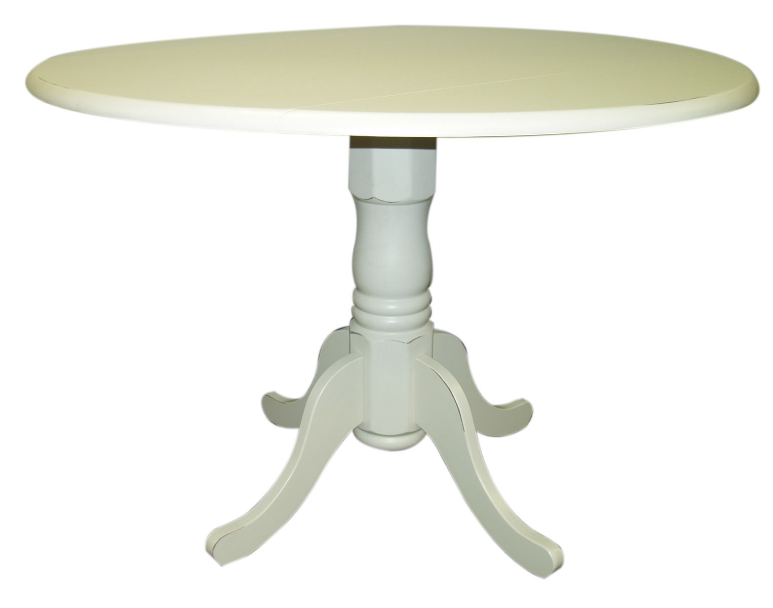 Furniture dining room furniture leaf table 42 inches for 42 inch round dining table