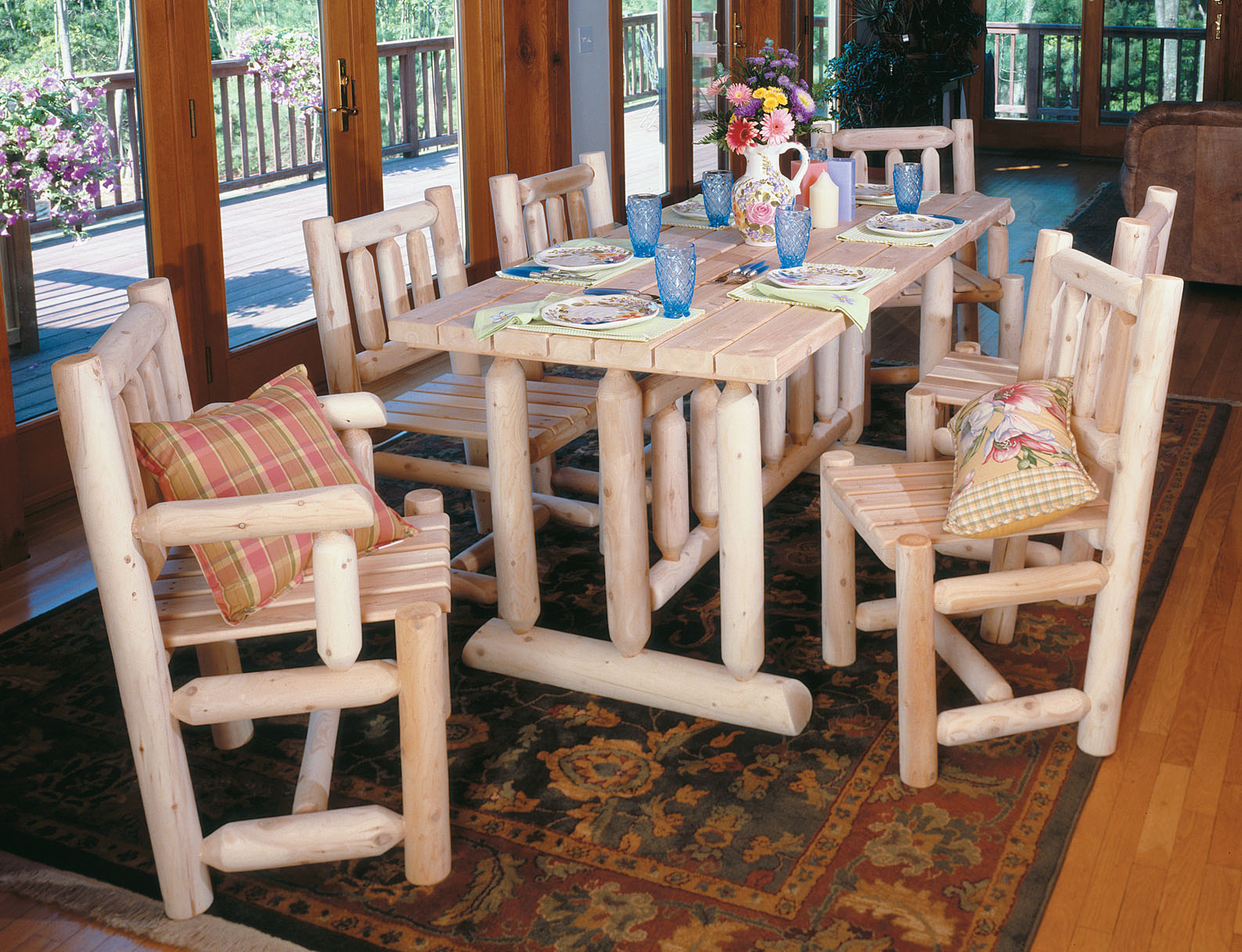 Rustic Dining Room Table Designs