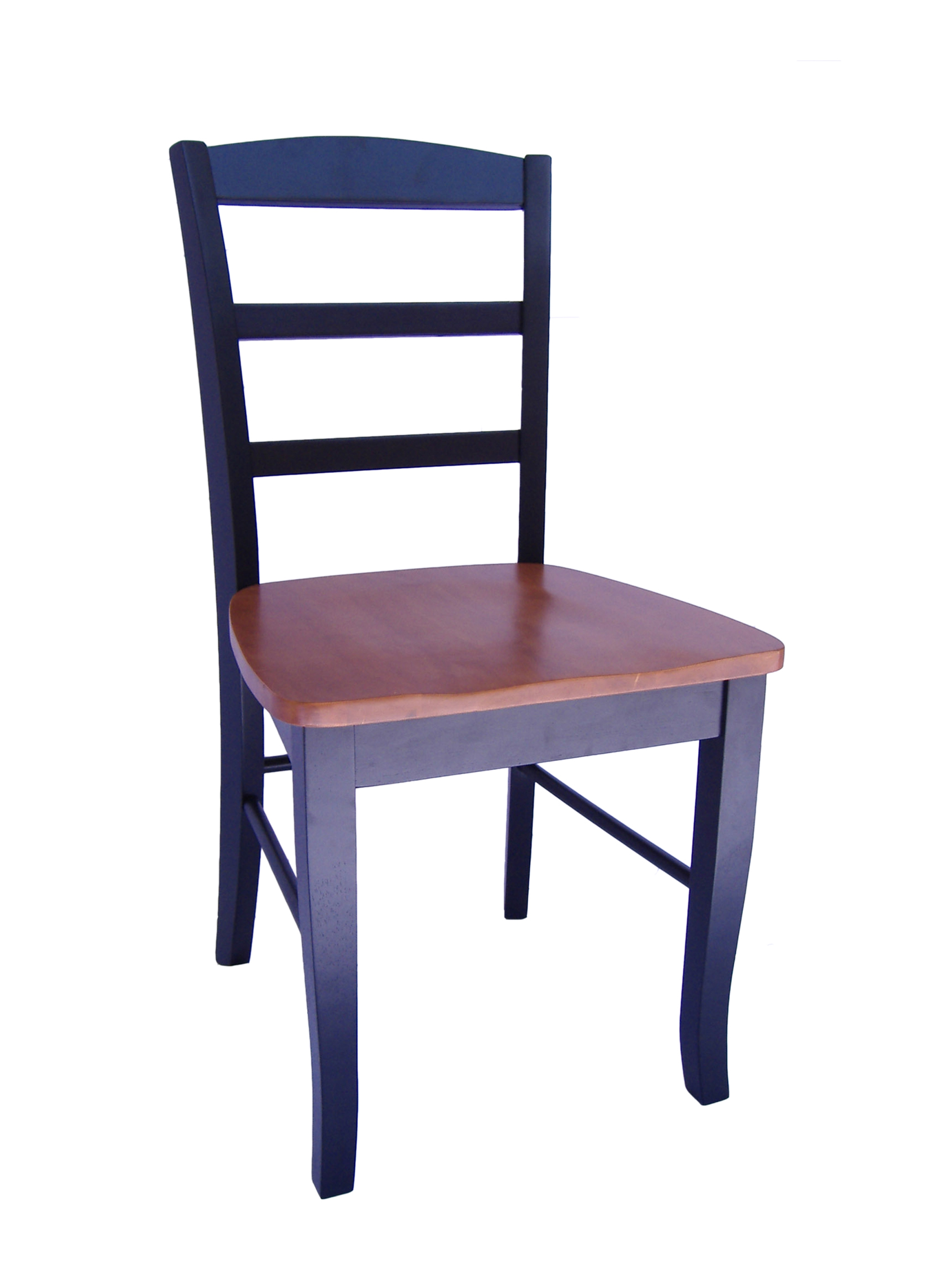 Acacia wood leg table and 4 side chairs | Dining Sets | Dining