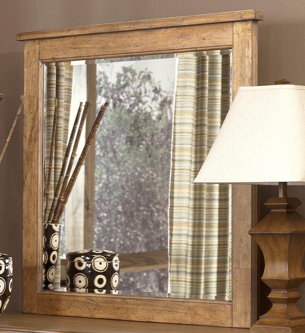 Furniture U003e Bedroom Furniture U003e Wall Mirror U003e Natural Wall Mirror