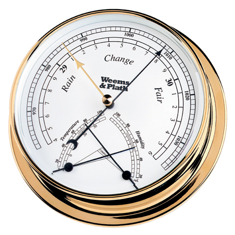 Mercantila : Weems & Plath Endurance 145 Barometer Comfortmeter Analog