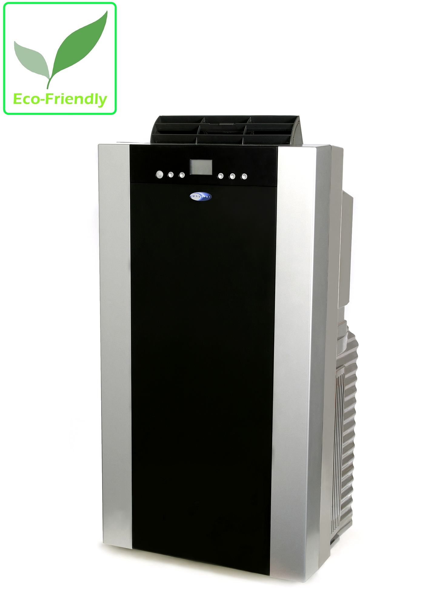 Royal Sovereign ARP1200EX - 12,000 Portable Dual Hose Air Conditioner with Dehumidifier, Fan Dual hose system with 12,000 BTU's to cool any room quickly and efficiently.