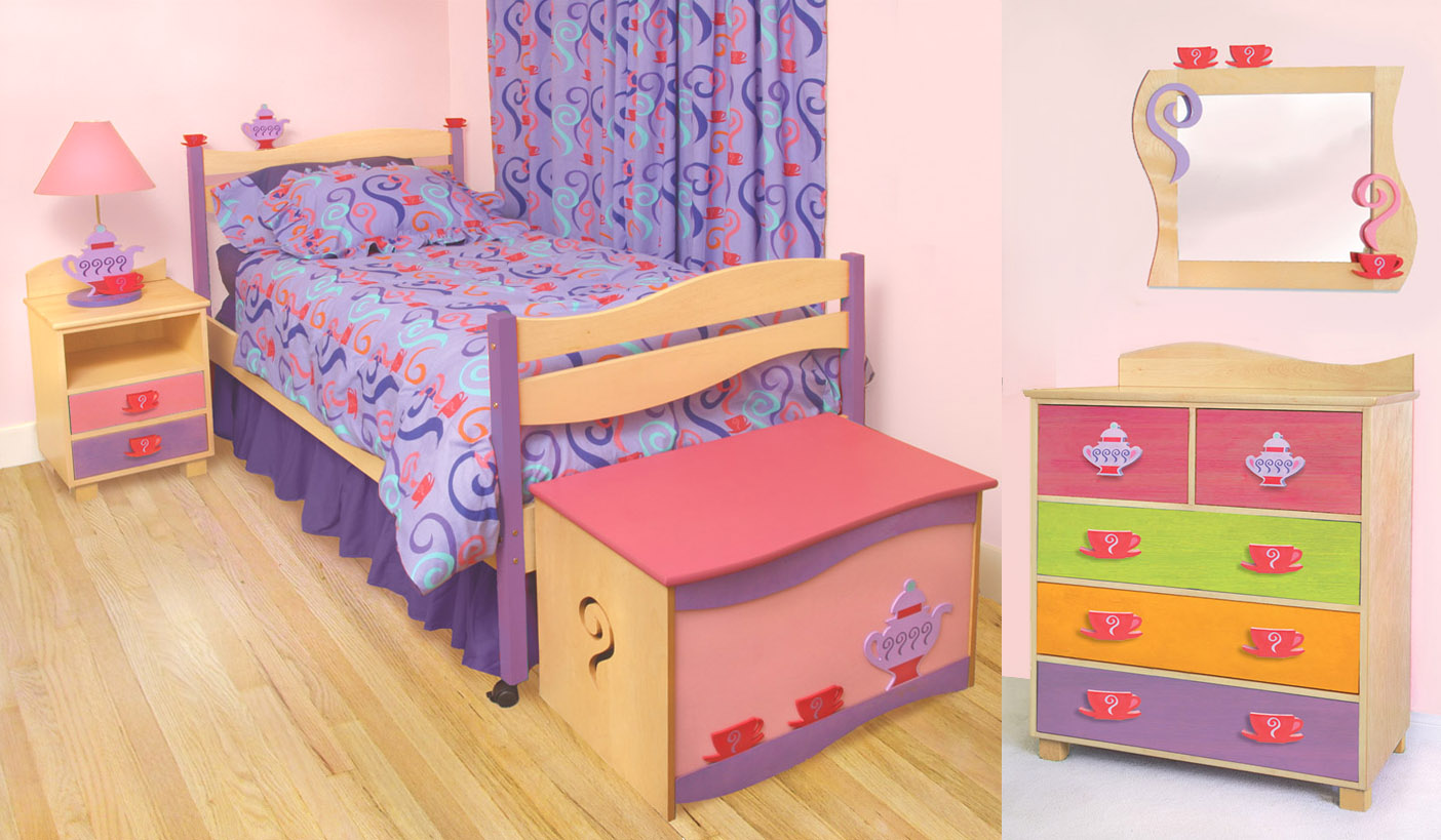 Furniture Kids Furniture Chest Magic Tea Chest