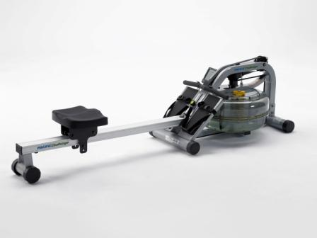 First Degree Fitness Pacific Challenge Adjustable Resistance Fluid Rower
