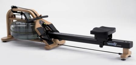 First Degree Fitness Viking Adjustable Resistance Fluid Rower