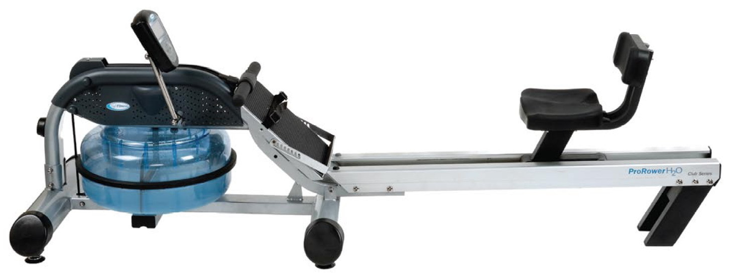 H2O Fitness ProRower H2O RX-950 Club Series Rowing Machine