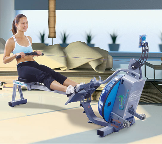 First Degree Fitness Atlantic Rower Rowing Machine