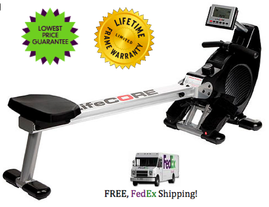 is rowing machine for abs