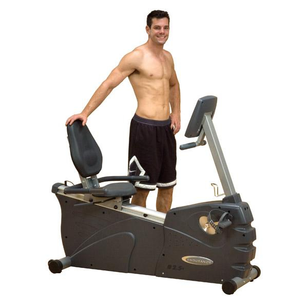 Body-Solid Endurance B2.5R Recumbent Exercise Bike