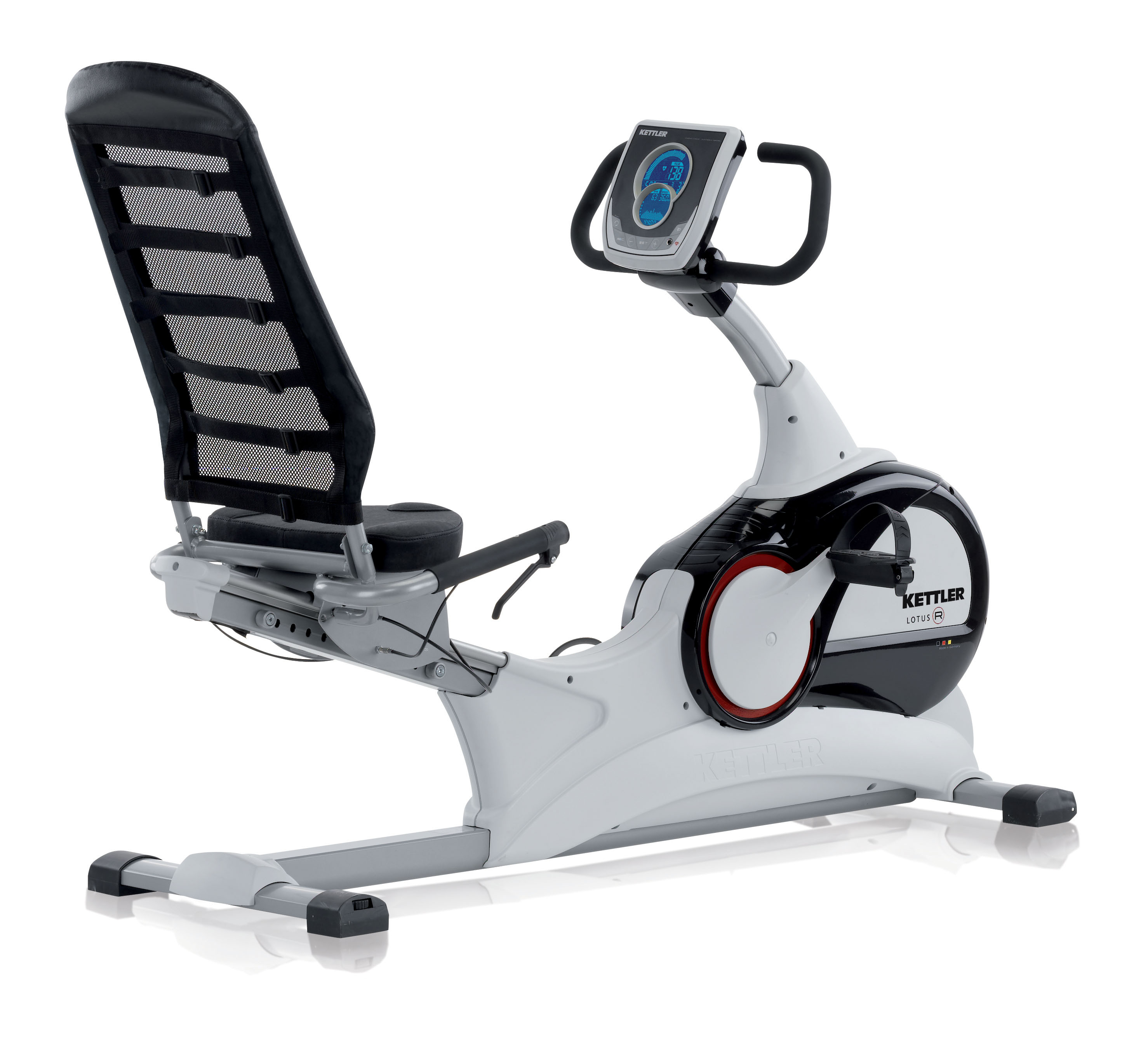 Kettler LOTUS R Recumbent Bike 0 0 Be Motivated To Get Started On A Home Exercise Program
