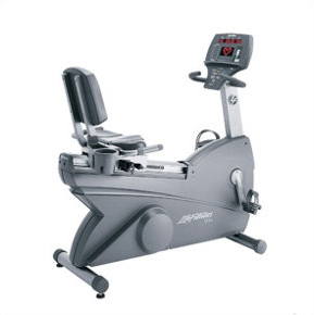 Life Fitness 93R Remanufactured Recumbent Bike