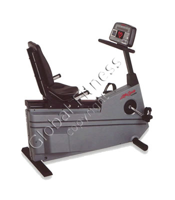 Life Fitness Remanufactured 9500RHRT Life Fitness Recumbent Bike Stationary Bike 0 0 Fitness To Accommodate A Busy Lifestyle