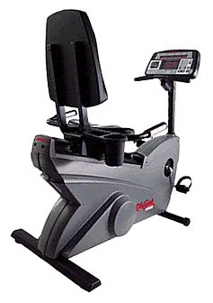 Life Fitness 9500RHRT Remanufactured Bike Dove Tail