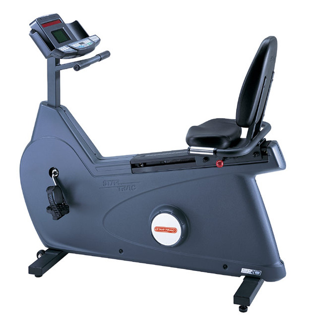 Star Trac Remanufactured Pro Recumbent Bike