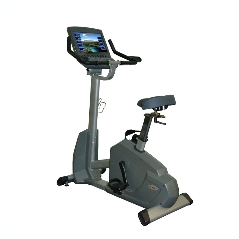 Aristo CB-2 Commercial Upright Bike with 15\ TV