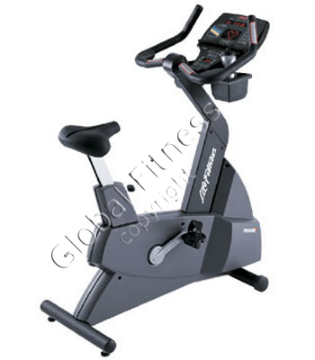 Life Fitness 9500HRNG Upright Bike   Next Generation Upright Bike 0 0 Creative Ways To Work Out