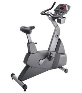 Life Fitness Remanufactured LF 95Ci Upright Bike