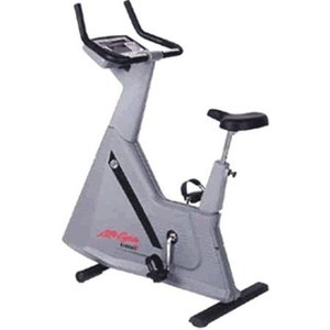 Life Fitness Remanufactured Lifecycle 9500 Upright Bike