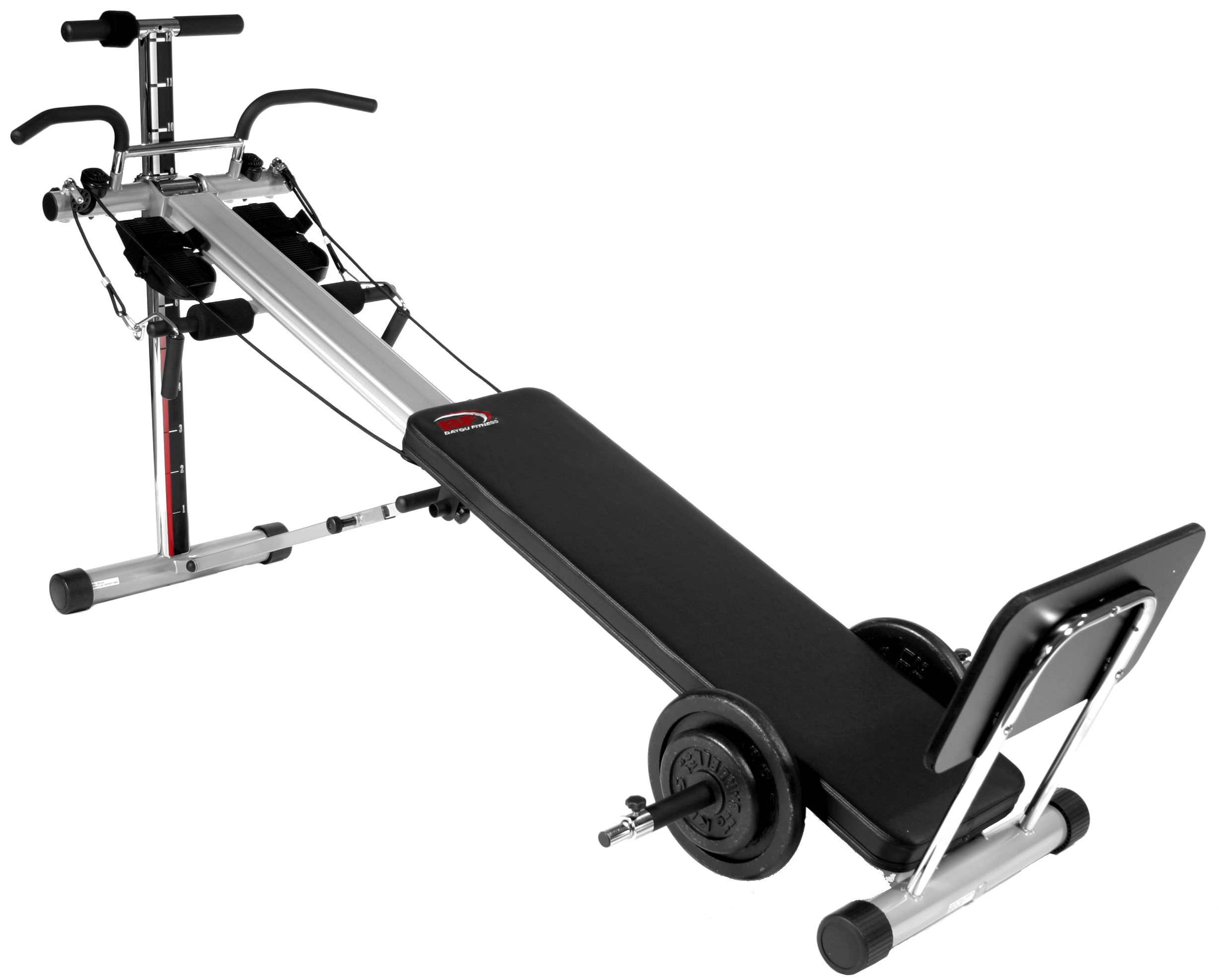 Total Trainer Power Pro Home Gym