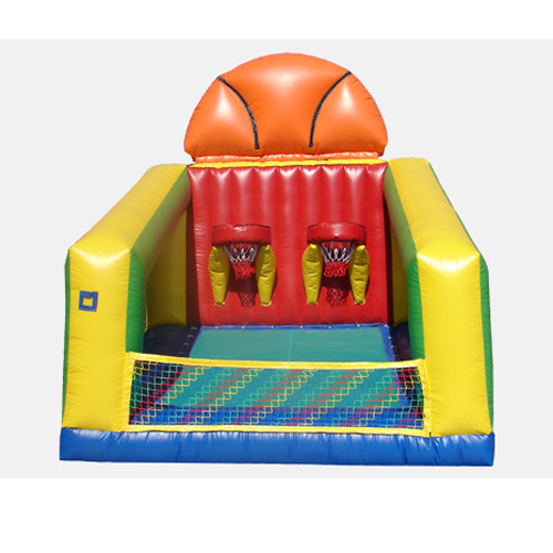 Kidwise Basketball Challenge Bounce House  Commercial Grade  Bounce House 0 0 Kidwise Basketball Challenge Bounce House (Commercial Grade)
