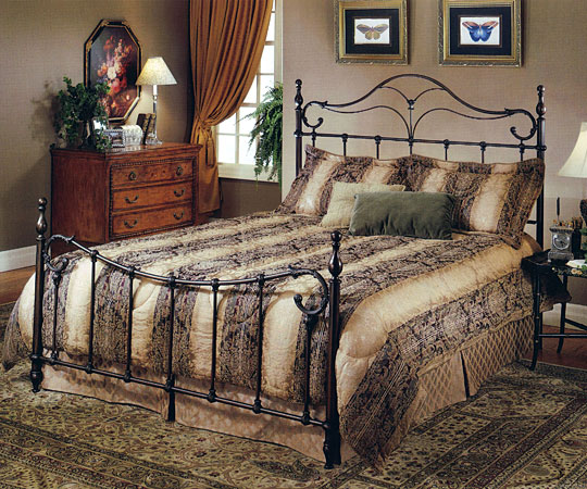 Hillsdale Furniture Bennett Bed Best Price