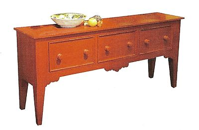 British traditions furniture – Furniture table styles