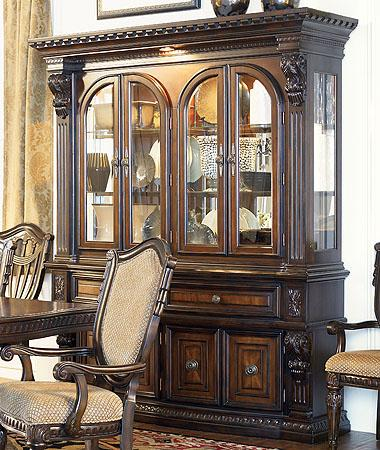 Furniture dining room furniture hutch fairmont for Fairmont designs dining room