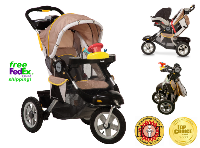 kolcraft contours option 3 jogger stroller with car seat kolcraft contours option 3 jogger. Black Bedroom Furniture Sets. Home Design Ideas