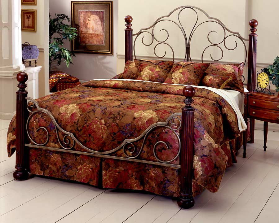 Hillsdale Furniture Ardisonne Poster Bed Best Price