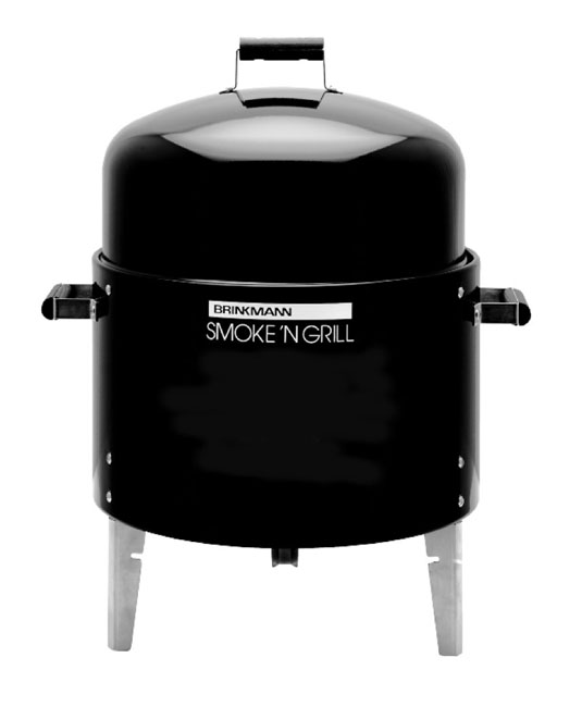 Brinkmann Smoke'N Grill Single Charcoal Smoker and Grill