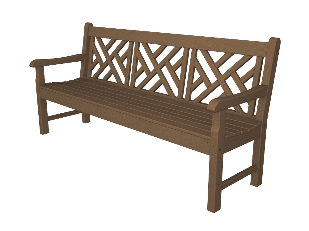 Furniture Outdoor Furniture Teak Bench Chippendale Teak Bench