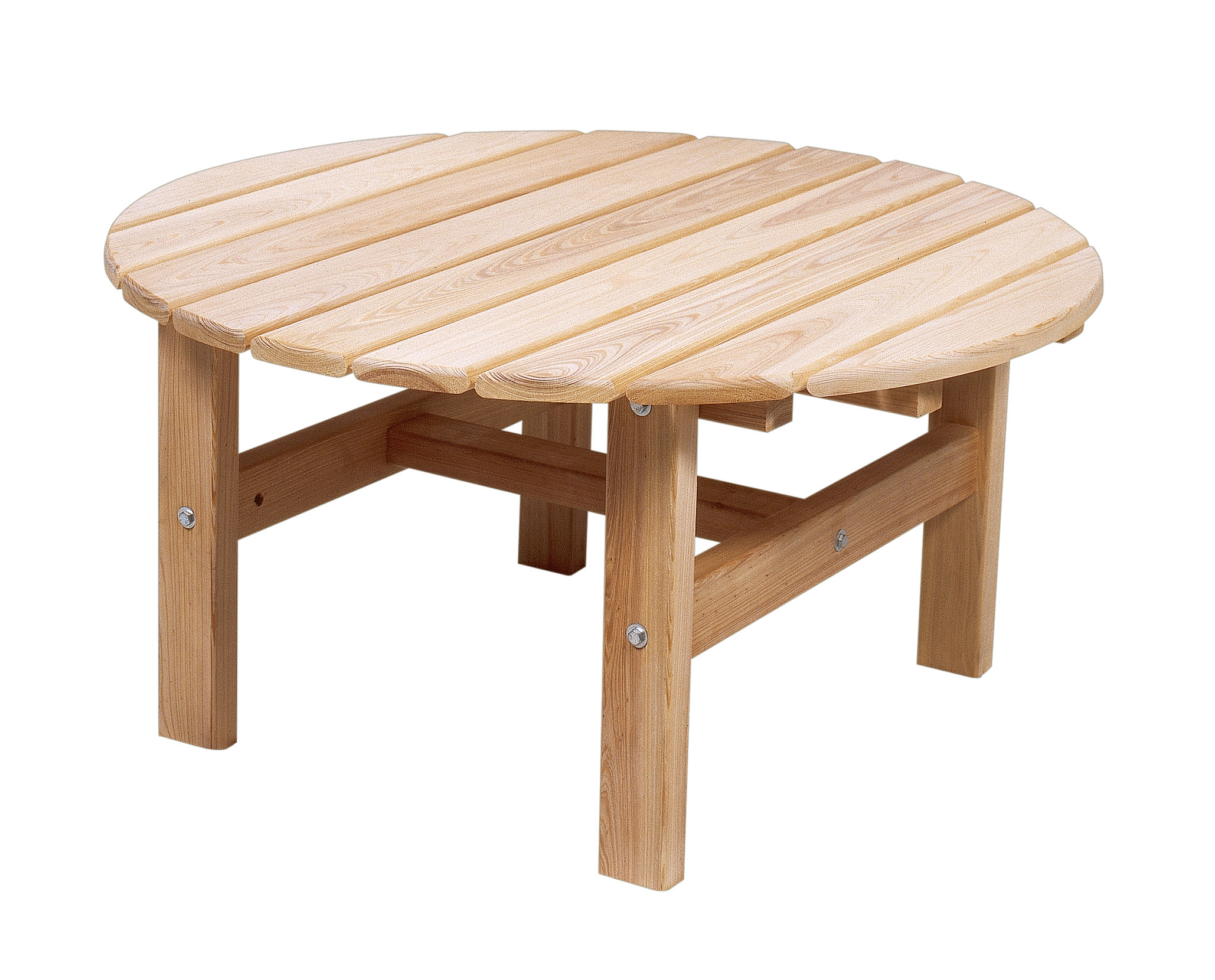 Furniture Outdoor Furniture Coffee Table 33 Inches Round Coffee Table