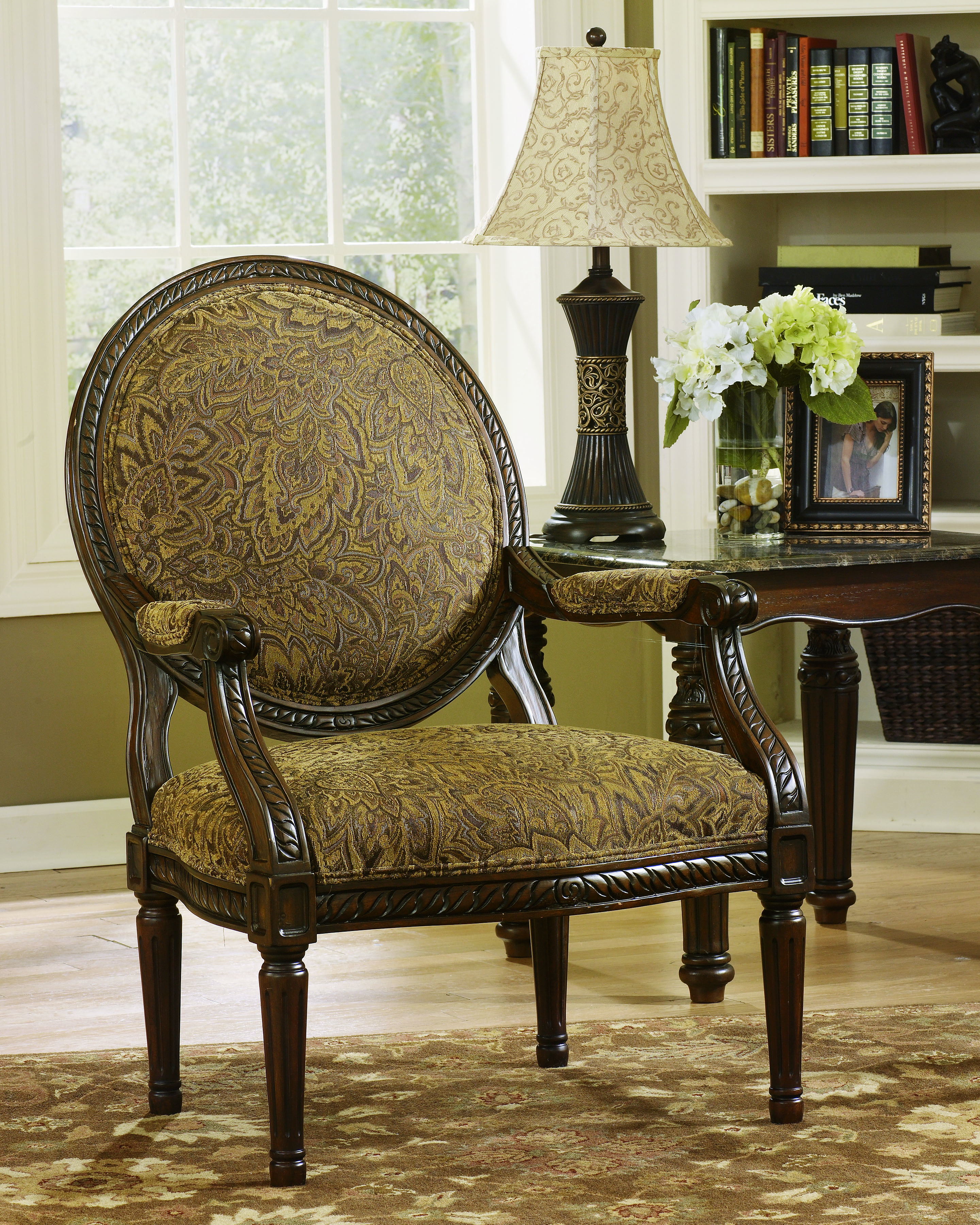 Furniture Living Room Furniture Accent Chair Amber