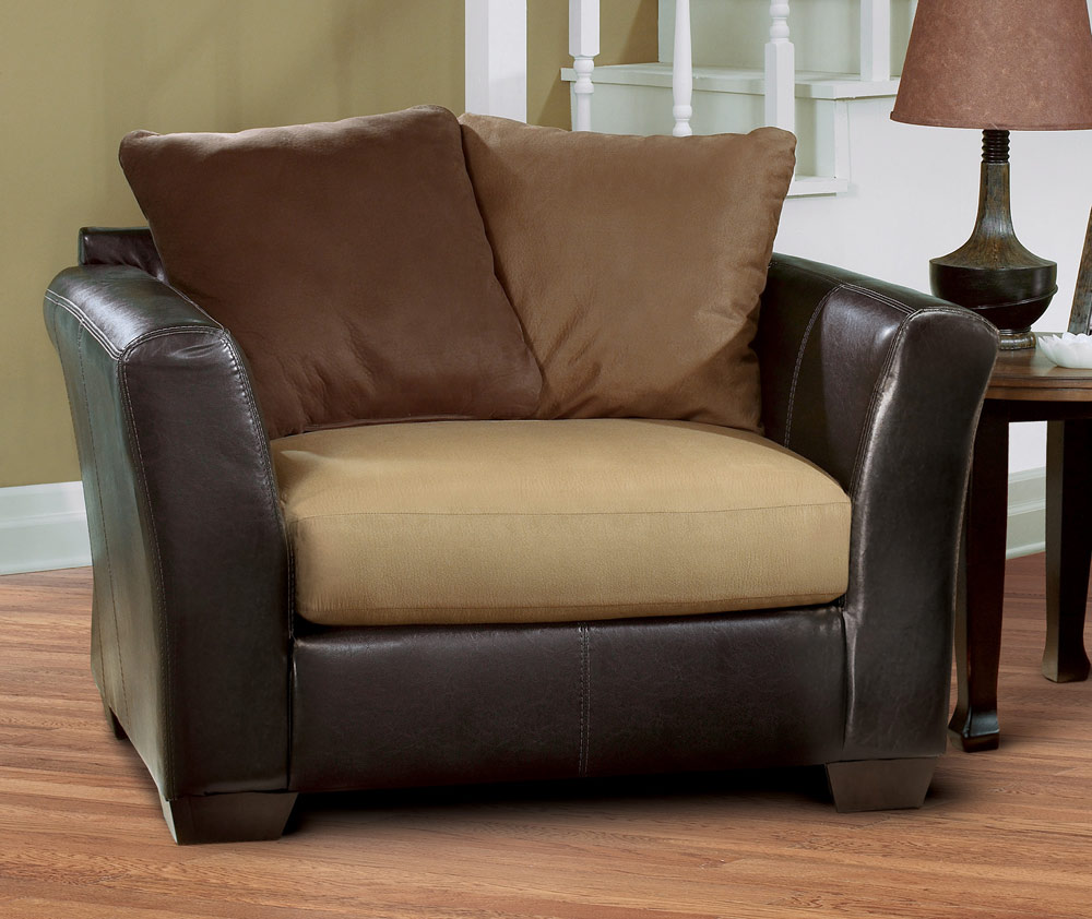 furniture living room furniture chair leather chair half