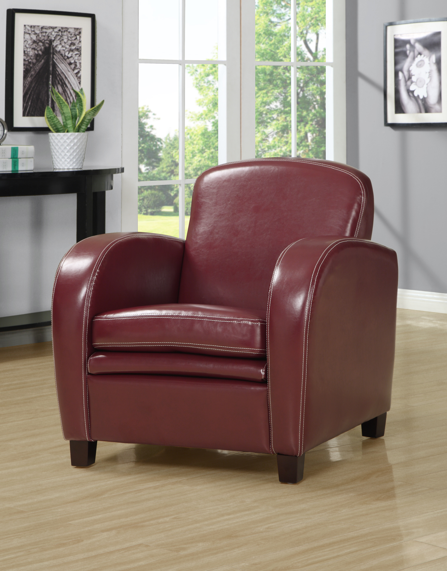furniture gt living room furniture gt accent chair gt red
