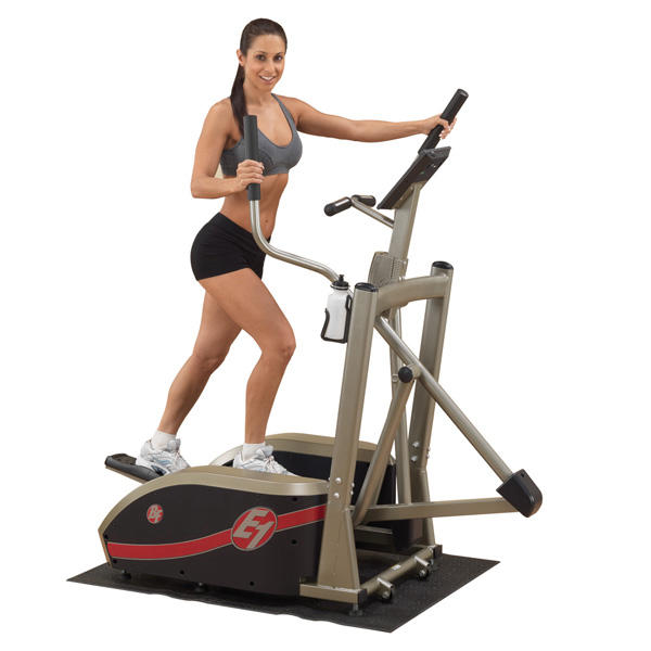 Best Fitness by Body-Solid E1 Elliptical Trainer