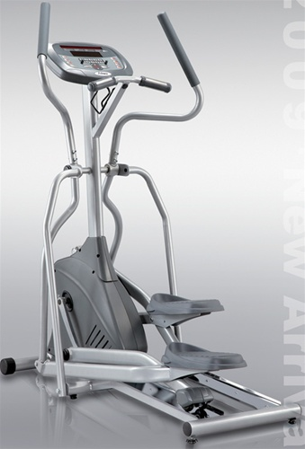 Fitnex Compact Elliptical Trainer Elliptical Trainer 0 0 Fitnex E 55 Compact Elliptical Trainer
