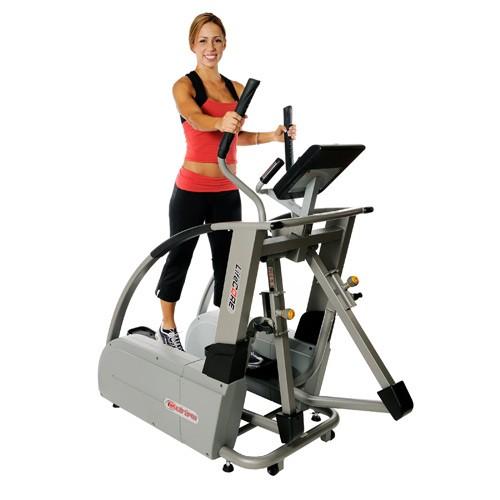 LifeCore Fitness LC-550 C-Drive Center Drive Elliptical Trainer