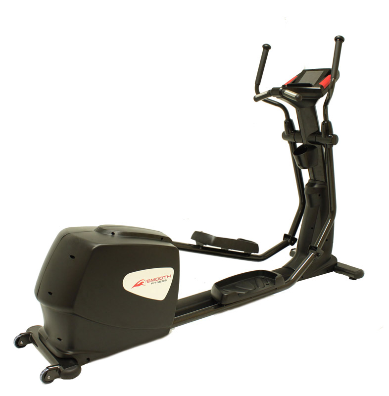 Smooth Fitness Smooth CE 8.0LC Elliptical Elliptical Trainer 0 0 Smooth Fitness CE 8.0LC Elliptical Trainer