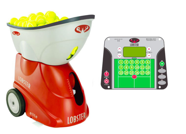 lobster tennis machine coupon