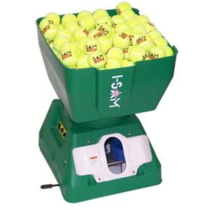 i sam tennis machine