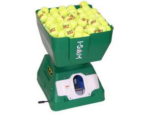 little prince tennis ball machine manual