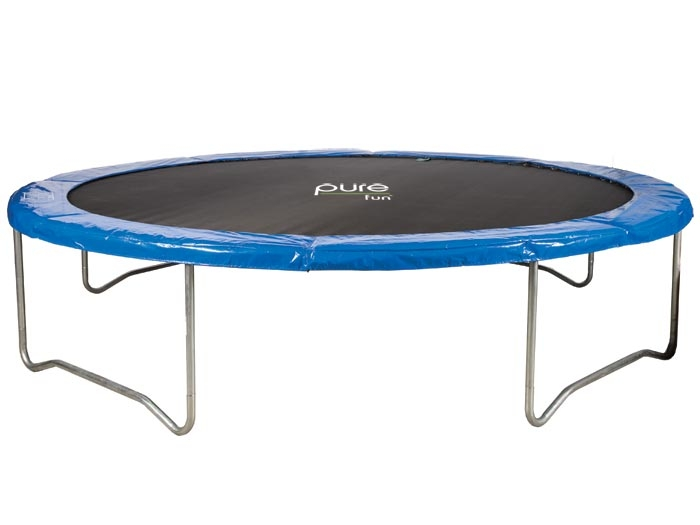 Pure 13 Feet Trampoline Trampoline 0 0 Pure Fun 13 Foot Trampoline