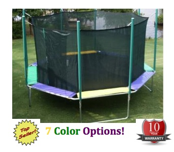 Magic Circle 16 Ft Octagon Magic Cage Trampoline Tagdrive
